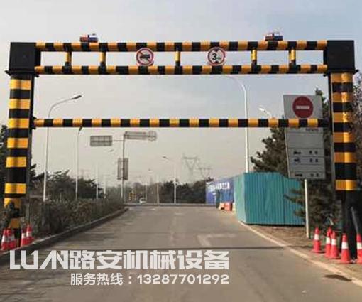 淄博市道路限高工程
