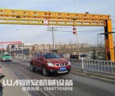 山东多城市开展道路限高工程