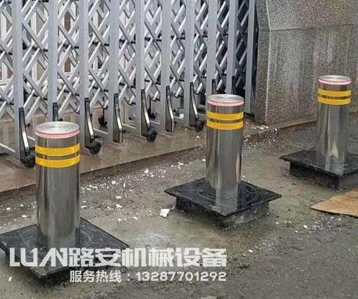 自动升降柱