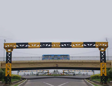 河南桥梁道路限高架